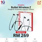 Oneplus Bullet Wireless Z