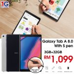 Tab A 8.0 with Spen