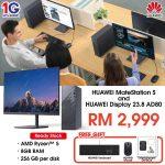 01. Huawei MateStation S & Display